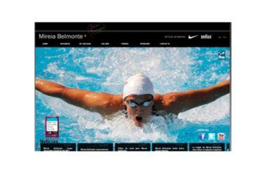 <!--:es-->Imagine Creative Ideas realiza y presenta junto con Nike, la nueva web de Mireia Belmonte<!--:-->