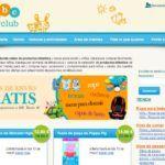 Mi Baby Club contrata los servicios de posicionamiento web en buscadores de Parliando