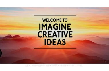 <!--:es-->Imagine Creative Ideas lanza su nueva web<!--:-->