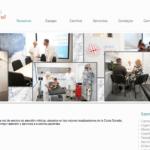 Imagine diseña la nueva web de Global Medical Care