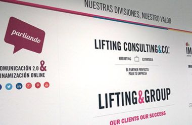 Parliando es ahora Lifting Group