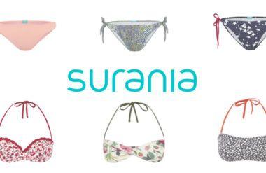 Nueva colección de Bikinis customizables de Surania