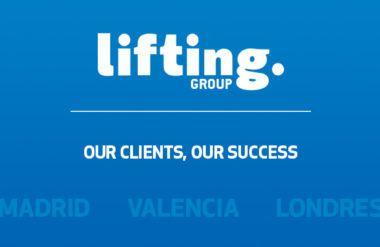 Lifting Group estrena nueva imagen corporativa