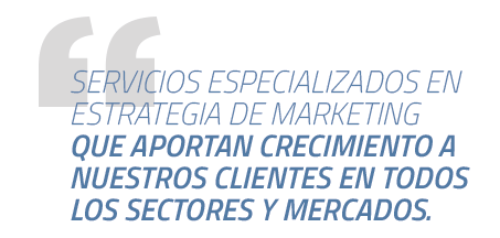 Agencia Estrategia Marketing- Lifting Group Servicio Estrategia de Marketing