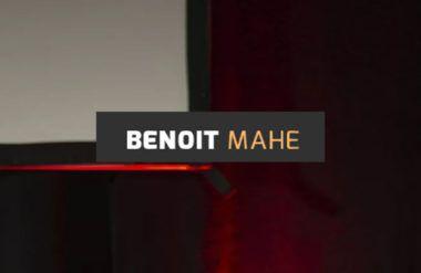 Nueva web para Benoit Mahé
