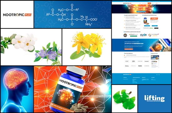 mosaico nootropic plus