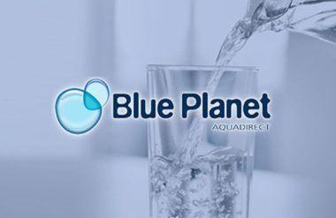 Nueva página web para Blueplanet