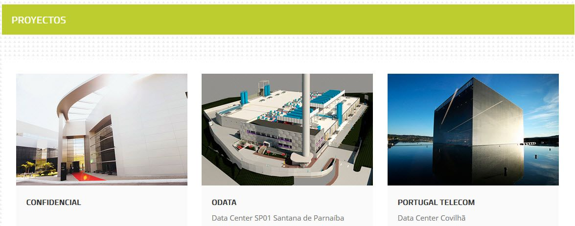 Agencia Estrategia Marketing Lifting Group Proyecto Web Quark