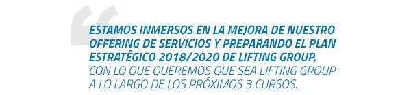 Editorial Lifting Group Agencia de Marketing