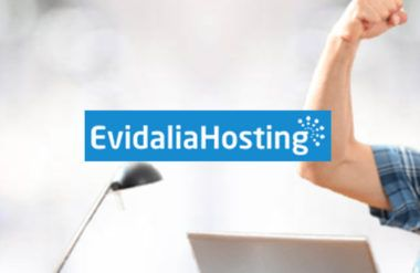 Evidalia Hosting, nuevo cliente online Marketing Outsourcing en Valencia