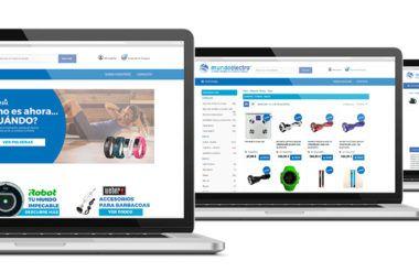 Nueva plataforma ecommerce para MundoElectro