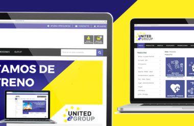 United eGroup, nueva plataforma ecommerce