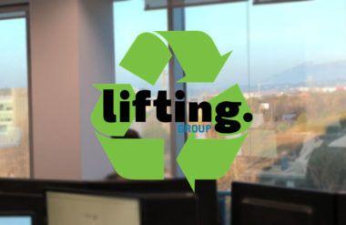 ¿Cómo Lifting Group mejora sus medidas de responsabilidad ambiental?