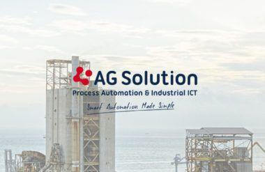 AG Solution nueva página web ¿Cómo explicar de forma visual y potente, la simplicidad de la gestión de la complejidad?