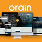 Orain, nueva página web