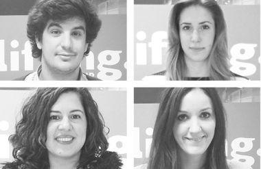 El equipo de Lifting Group continúa creciendo