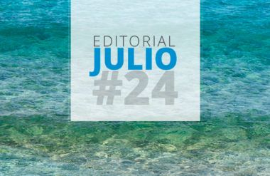 July editorial: Very good first semester | Time to recharge batteries