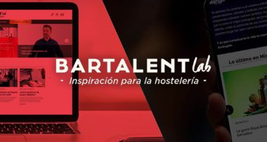 Lifting Group develops the new website for Bartalent Lab