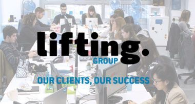 Mailchimp training session for the Lifting Group team