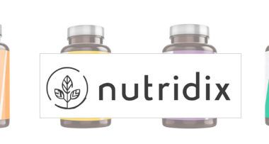 Imagine Creative Ideas creates identity and packaging for Nutridix products