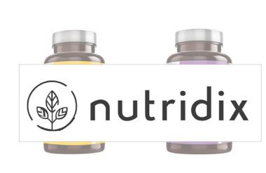 Imagine Creative Ideas crea la identidad y packagings de los productos para Nutridix