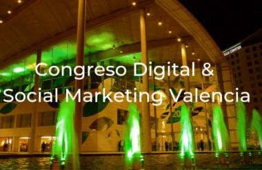 Nuestro equipo de Lifting Group Valencia asistió al Congreso Digital & Social Marketing Valencia