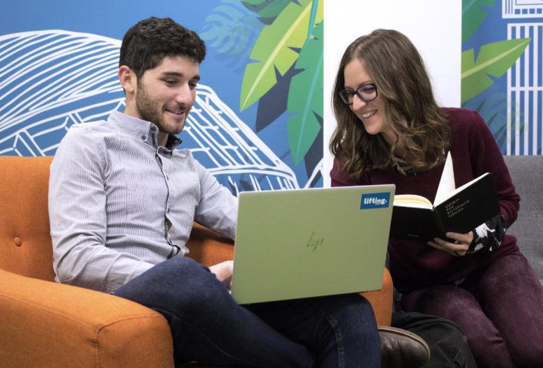 Lifting group Agencia social media