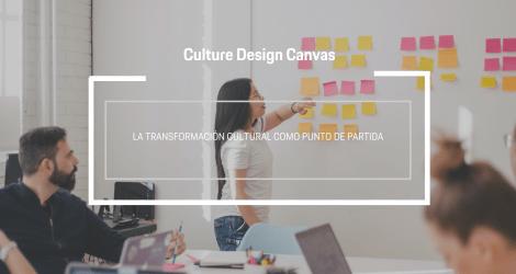The Culture Design Canvas: La transformación cultural como punto de partida.