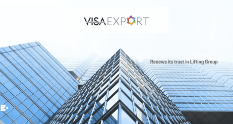 VISA renews its trust in Lifting Group with the Marketing Outsourcing service.