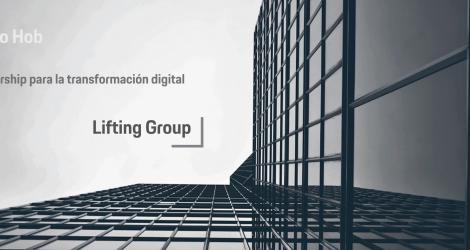 Grupo Hob & Lifting Group, suman sinergias en la transformación digital para empresas de la provincia de Alicante.