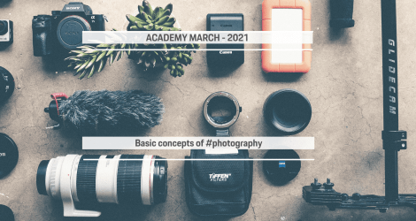 Lifting Academy. Everything you need to know about the basics of photography.