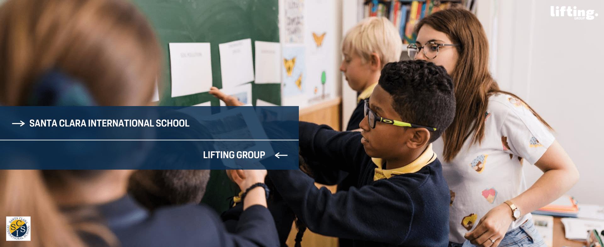 Santa Clara International School confía en nuestro equipo de Consultoría para la elaboración de su plan de estrategia de comunicación 2021/22