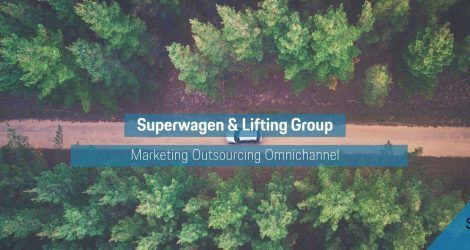 Superwagen and Lifting Group join forces again to resume the Omnichannel Marketing Outsourcing service.
