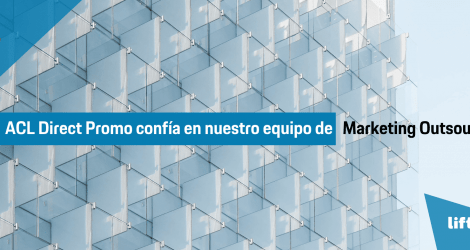 ACL Direct Promo, nuevo cliente Marketing Outsourcing de Lifting Group Barcelona