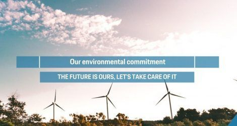 Lifting Group | Our commitment to the environment