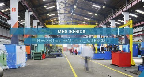 MHS – Ibérica new SEO and SEM client of Lifting Group Valencia
