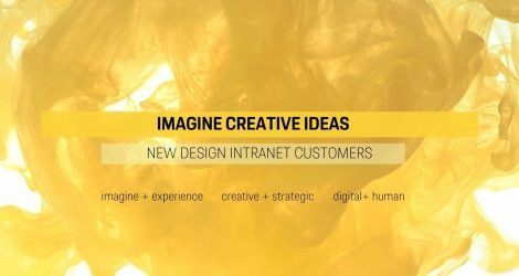 Our agency Imagine Creative Ideas has created a customized Intranet for our clients