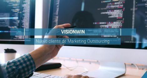 Visionwin, nuevo cliente de Marketing Outsourcing para el equipo de Valencia